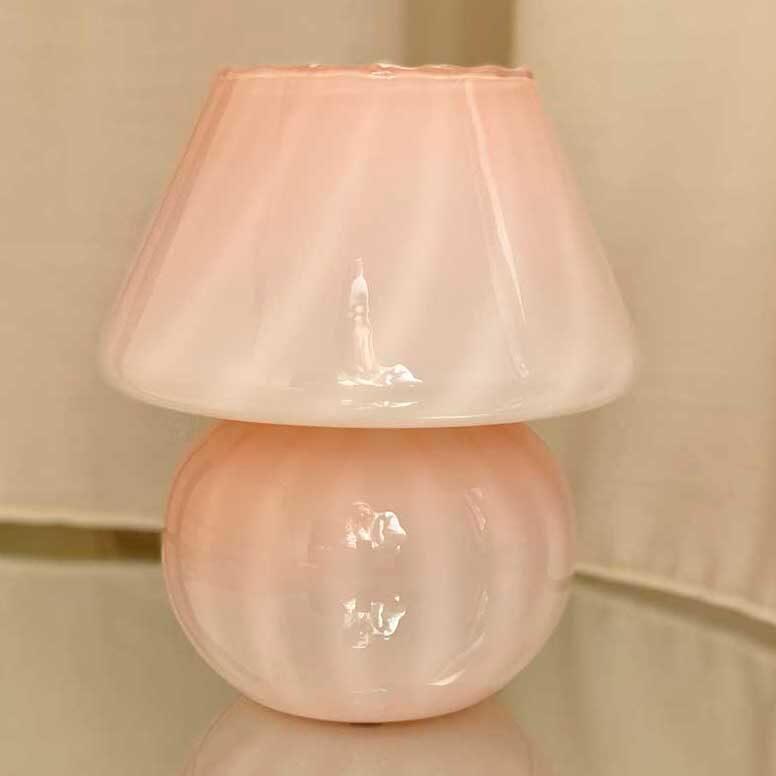 vintage mushroom tablelamp
